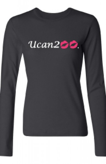 Long Sleeve Scoop Tee